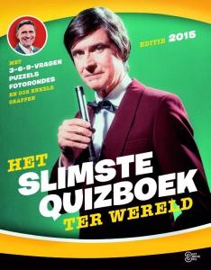 Het slimste quizboek ter wereld-editie 2015