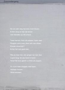 10 poëziekaarten Plint Johanna Kruit