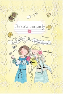 Rosa's teaparty Deel 3
