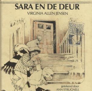 Sara en de deur
