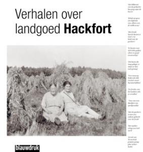 Verhalen van landgoed Hackfort