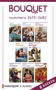 Bouquet e-bundel nummers 3675-3682