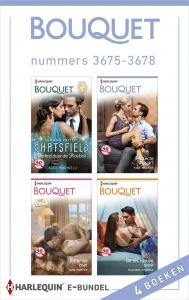 Bouquet e-bundel nummers 3675-3678
