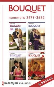 Bouquet e-bundel nummers 3679-3682