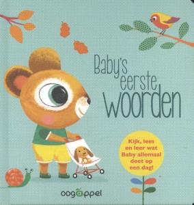 Baby's eerste woordjes