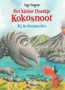 Het kleine draakje Kokosnoot bij de dinosauriërs