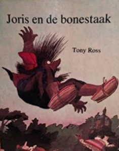 Joris en de bonestaak