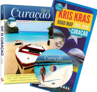 Dit is Curacao incl. DVD en WEGENKAART 2015/2016 2015-2016