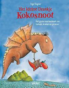 Het kleine Draakje Kokosnoot - Grote voorleesboek