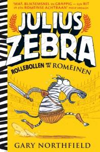 Julius Zebra  1 Rollebollen met de Romeinen