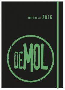 Wie is de Mol? - Molboekje 2016