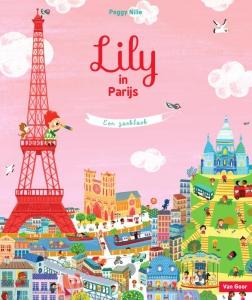 Lily in Parijs