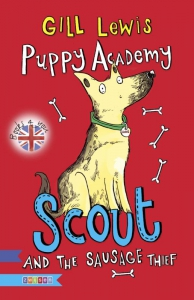 Puppy Academy:Scout and the sausage thief