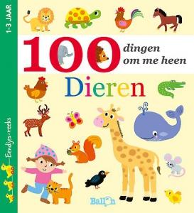 100 dingen om me heen dieren
