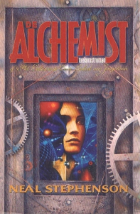 De Alchemist - Neal Stephenson (cover)