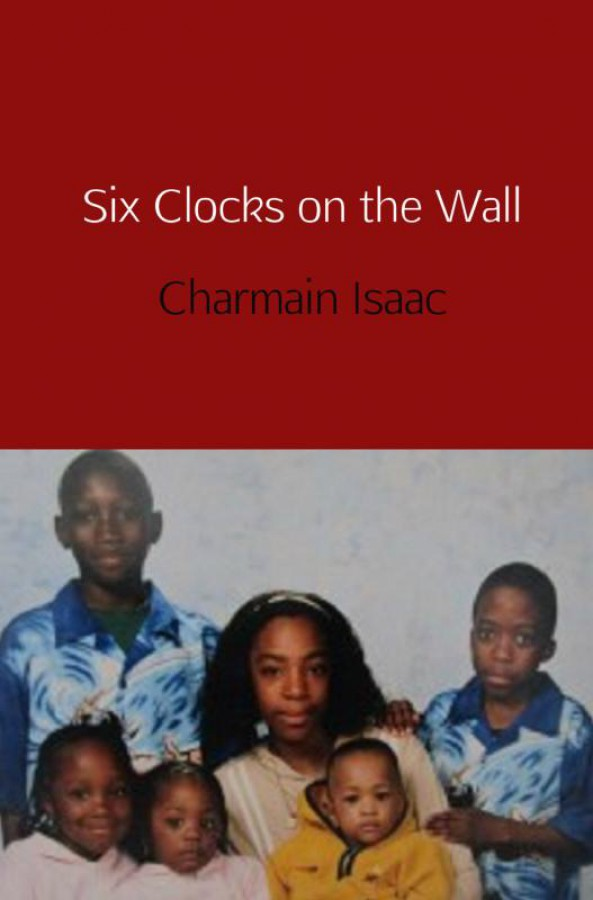 Six clocks on the wall