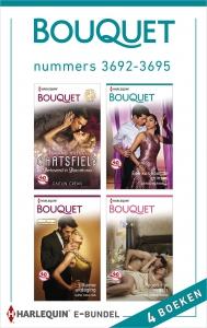 Bouquet e-bundel nummers 3692-3695