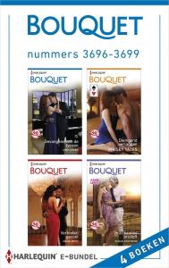Bouquet e-bundel nummers 3696-3699