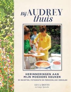 Bij Audrey thuis