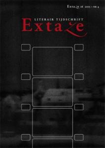 Extaze 16. Literair tijdschrift
