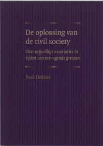 De oplossing van de civil society