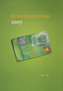 Armoedemonitor 2007