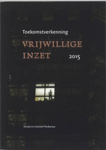 Toekomstverkenning vrijwillige inzet 2015