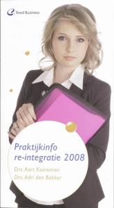 Praktijkinfo Reïntegratie 2008