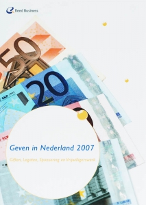 Geven in Nederland 2007