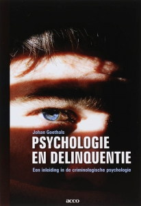 Psychologie en delinquentie