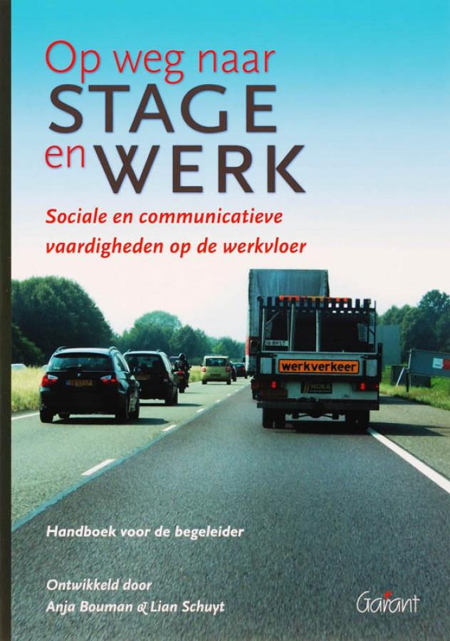 Op weg naar stage en werk - Handboek