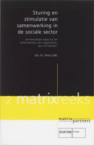 Sturing en stimulatie van samenwerking in de sociale sector