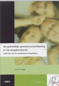 GEBREKKIGE GEWETENSONTWIKKELING DR 1