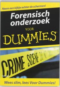 Forensisch onderzoek voor Dummies