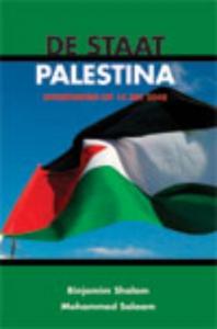 De staat Palestina