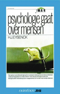 Psychologie gaat over mensen