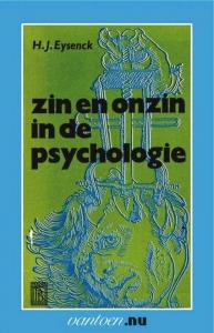 Zin en onzin in de psychologie