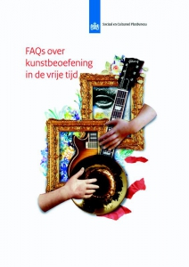 FAQs over kunstbeoefening in de vrije tijd