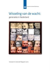 Wisseling van de wacht: generaties in Nederland