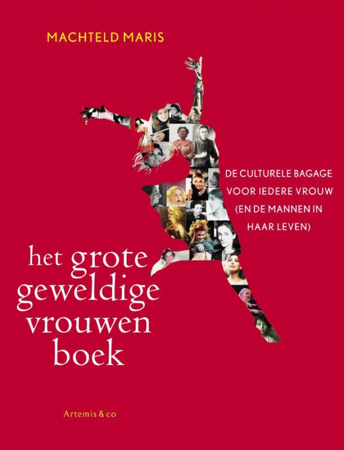 Het grote geweldige vrouwen boek