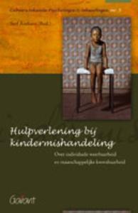 Cahiers seksuele psychologie & seksuologie 5: Hulpverlening bij kindermishandeling