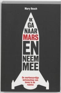Ik ga naar Mars en neem mee...