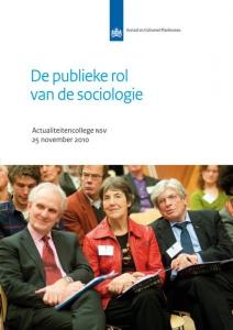 De publieke rol van de sociologie