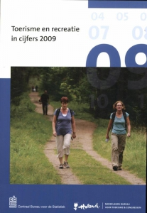 Toerisme en recreatie in cijfers 2009