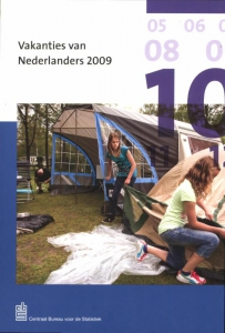Vakanties van Nederlanders 2009
