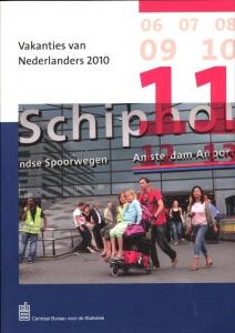 Vakanties van Nederlanders  2010