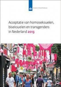 Acceptatie van homoseksuelen, biseksuelen en transgenders in Nederland 2013