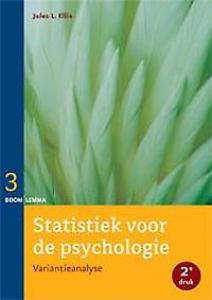 Statistiek voor de psychologie deel 3