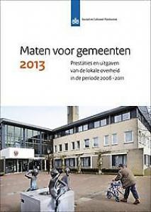Maten voor gemeenten 2013