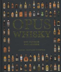 Opus whisky